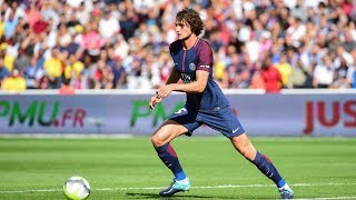 Adrien Rabiot - French Genius Midfielder - Ultimate Midfielder Skills-Show - 2017 - 2018 HD