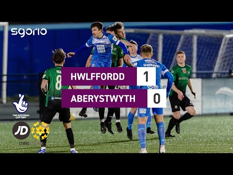 Haverfordwest Aberystwyth Goals And Highlights