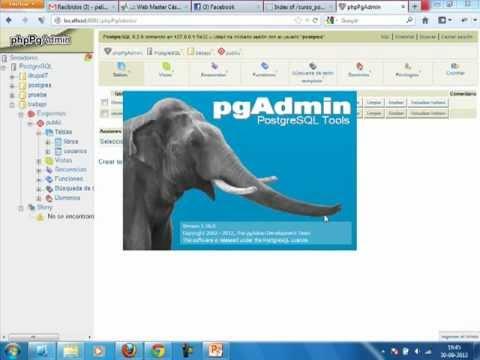 VideoTutorial 2 del Curso de PHP y PostGreSQL