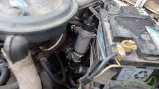 Как установить подогрев двигателя ВАЗ 2106. Предпусковой подогреватель двс смотрим на видео весь процесс