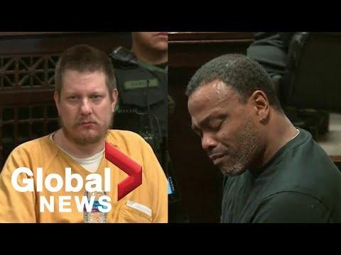 Witness breaks down in emotional testimony against ex-cop Ja