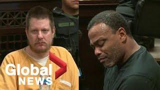 Witness Breaks Down In Emotional Testimony Against Ex-cop Jason Van Dyke