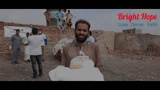 COVID-19 response Relief | Food Packages in Sheikhupura 2 Kiln
