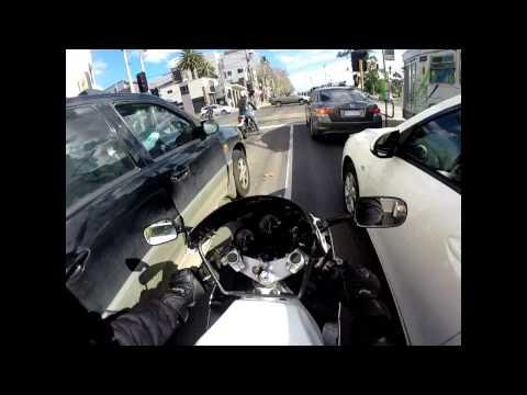 Honda Cbr first Gopro outing