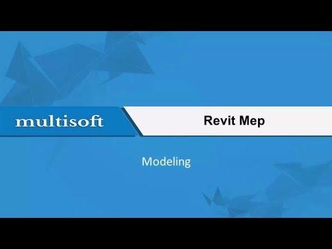 Sample Video for Revit MEP Modeling – Multisoft Virtual Academy