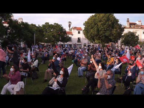 Jerónimo de Sousa: Apresentação da candidatura CDU a Évora