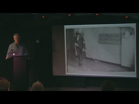 Modern Art Oxford | Talk 1974 / Joseph Beuys