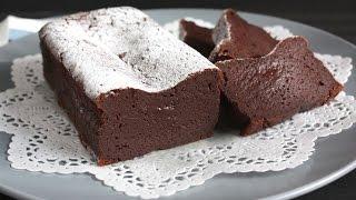 ガトーショコラ|cook kafemaruさんのレシピ書き起こし