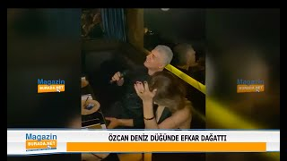 Özcan Deniz Bu Kez Show İçin Aşk Şarkısını Söyledi (Show TV Genel Yönetmeni Aynur Demirtaş Evlendi)