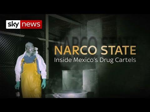 Inside Mexico's Drug Labs | Narco State | Sky News