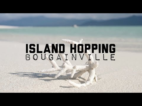 Weekend Adventures Episode 2 - Island Hopping and Waterfalls | Bougainville, Papua New Guinea