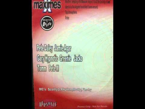 Maximes ministry of bounce sept 05 cd 3
