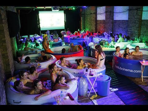 Hot Tube Cinema