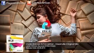 Vadim Soloviev & Fon.Leman - Dreamville (Original Mix)