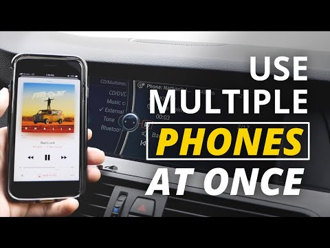 How To Improve Bluetooth Usb Connections With Bmw Combox Upgrade Youtube