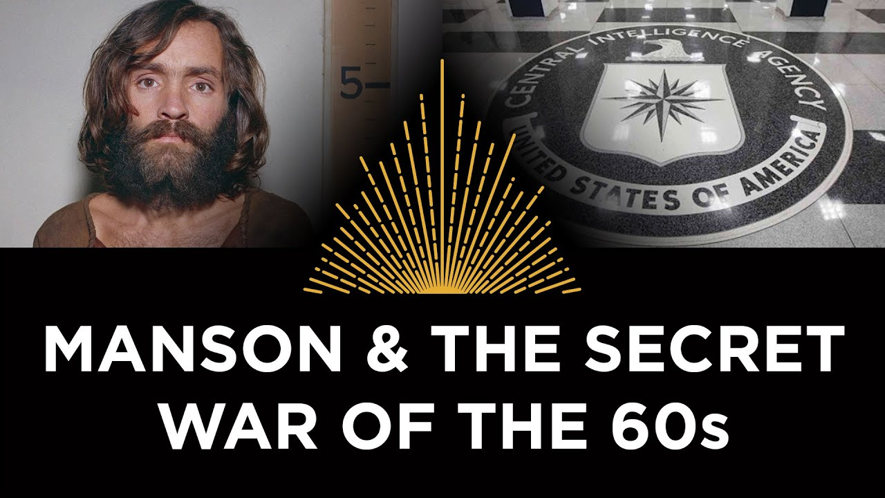 Download Manson & the Secret War of the 60s, Tom O'Neill