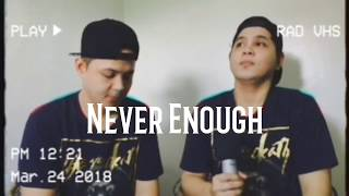 """NEVER ENOUGH (COVER) From the Movie """"The Greatest Showman"""" - Loren Allred"""