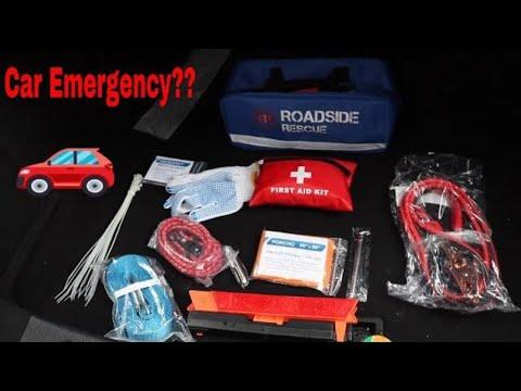 CAR EMERGENCY KIT | Auto Rescue Roadside Assistance | #Roadside Rescue Kit Tutorial |™RMIT SHARMA