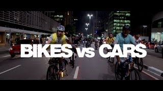 BIKES vs CARS - TRAILER I