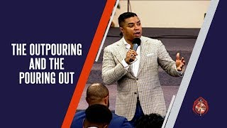 Video The Outpouring and the Pouring Out  |  The Prophet Bishop Clarence E. McClendon download MP3, 3GP, MP4, WEBM, AVI, FLV Mei 2018