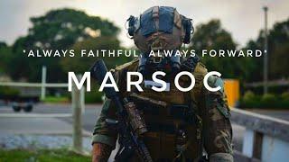 Always Faithful, Always Forward ~ MARSOC