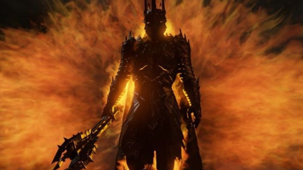 Download Sauron's Guise As The Necromancer In The Hobbit Explained