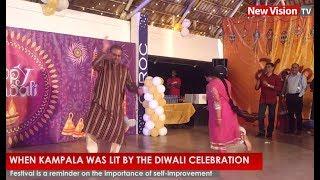 When Kampala was lit by the Diwali celebrations