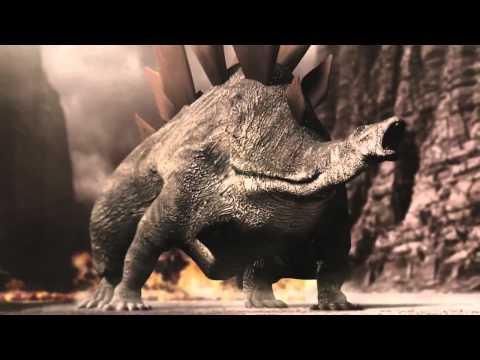 Combat of Giants  Dinosaurs Strike