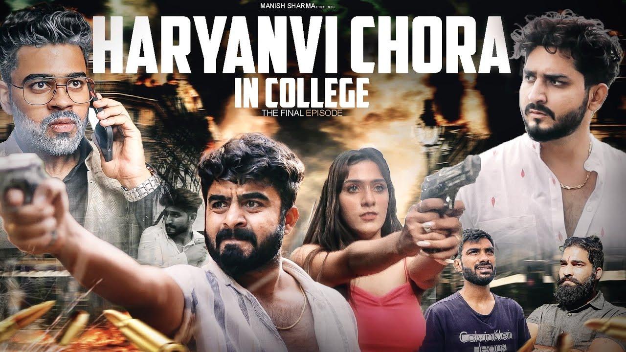 Download Haryanvi Chora In College   Final Episode    Half Engineer