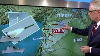 See ways the U.S. could strike Syria
