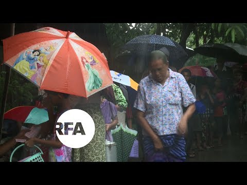 Myanmar's Muslims Mark Ramadan out in the Cold | Radio Free Asia (RFA)
