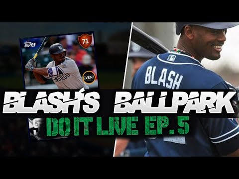 DOING IT LIVE! 🚨 Blash's Ballpark Episode 5