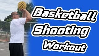Basketball Shooting Workout To Shoot A Basketball Better