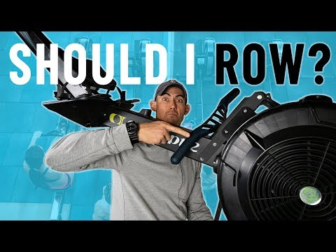 Is the Rowing Machine Really That Great?