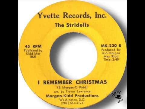 The Stridells   I Remember Christmas