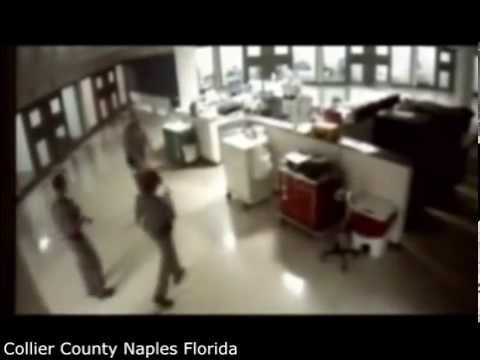 Collier County Naples Jail, Sexual Harassment