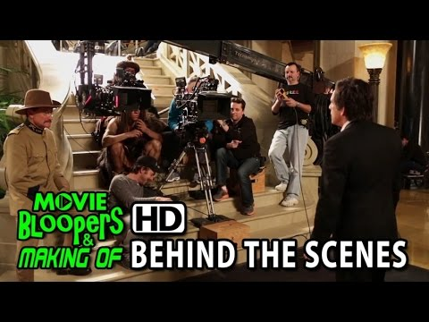 Night at the Museum: Secret of the Tomb (2014) Making of & Behind the Scenes (Part3/3)