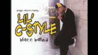 LiL' C-Style Intro to the album 'Blacc Balled' followed by the song...