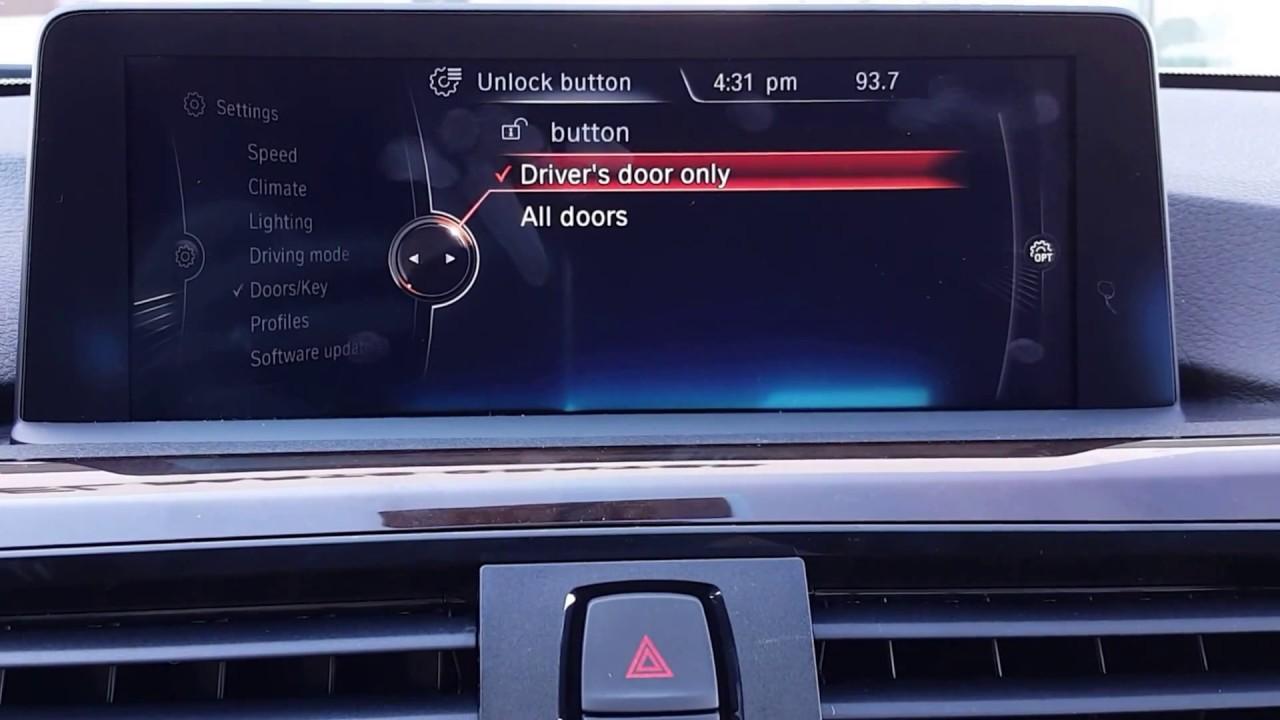 BMW Door Locks