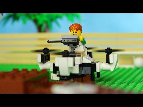 Lego Drone
