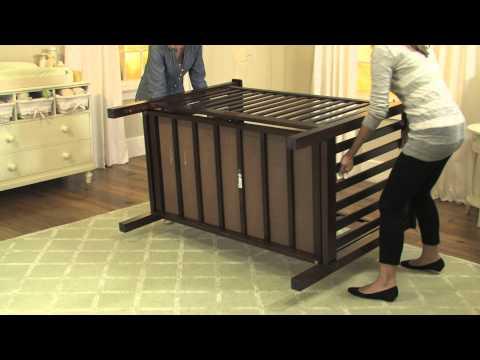 Adjustable Crib For Your Baby Pottery Barn Kids Doovi