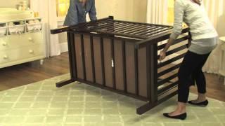 Pottery Barn Kids: Drop-side Crib Conversion Kit F