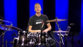 How To Play Drums - Your Very First Drum Lesson(Download your free gift here: http://drumeo.com/free-gift/ In this video, I wanted to give all the brand new drummers something to practice. So even if you don't ..., 2013-12-24T18:16:27.000Z)