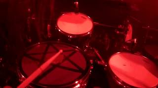 Aaron Kitcher (Drum Cam) - BLACK TONGUE - L