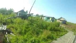 Баллада о рыбалке. Озеро Тенис, Новосибирская область..
