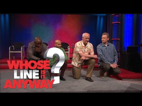 Re-dubbing Movies - Whose Line Is It Anyway? US