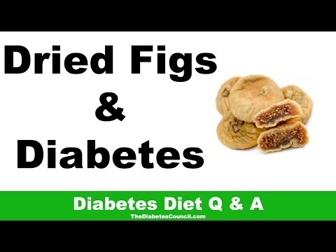 Are Dried Figs Good For Diabetes?