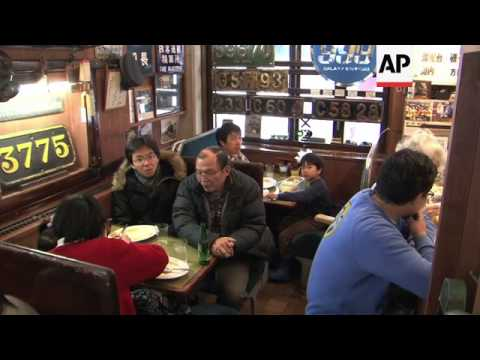 Train themed restaurants popular in Tokyo
