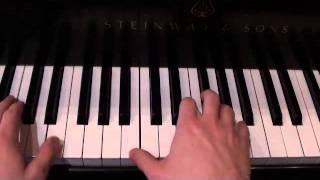 Mockingbird - Eminem (Piano Lesson by Matt McCloskey)
