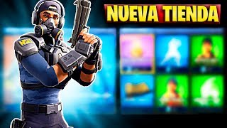 FORTNITE'S NEW STORE TODAY AUGUST 13 NEW SKIN OF BRAVO LEADER AND TECHNICAL TONFAS PICO